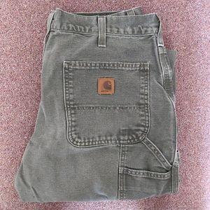 Men's Carhartt Jeans Work Denim Pants Workwear